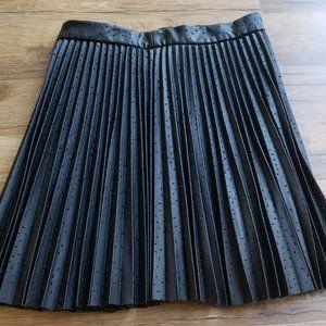 Club Monaco Black Mini 00 Size Gorgeous Skirt